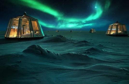 Отель на Северном полюсе начал принимать заявки, цена 105 000 долларов