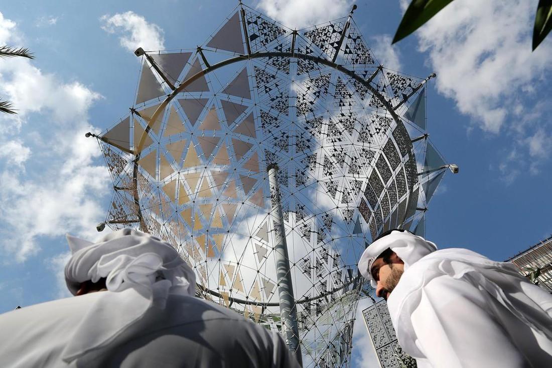 В Дубае возобновились бесплатные автобусные экскурсии по территории Expo 2020