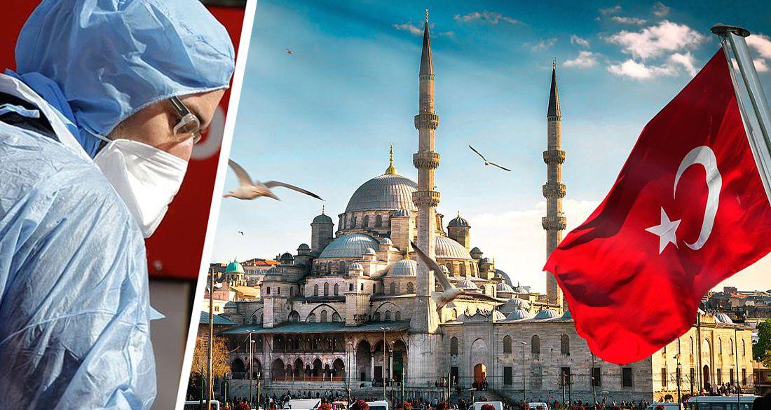 ϟ Турция исключена из списка безопасных стран по коронавирусу |  Туристические новости от Турпрома
