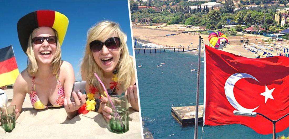 Отказаться от поездок Турцию призвало туристов правительство Германии