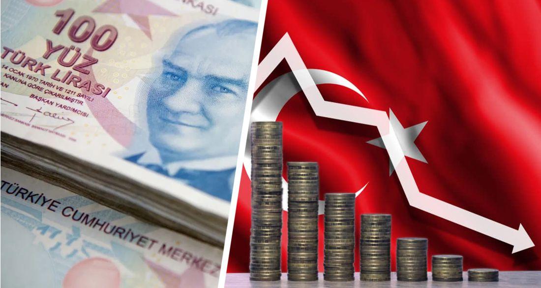«Турция скатывается к кризису 2001 года», - экс-глава ЦБ