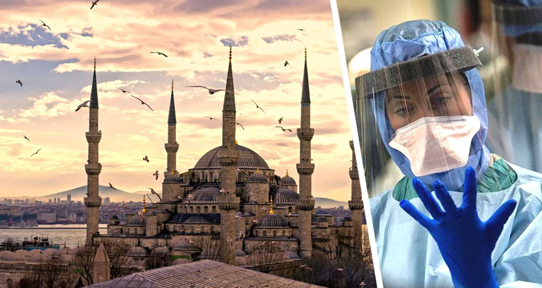 Турцию потребовали полностью закрыть на 3 недели: число заболевших COVID-19 в 16 раз больше чем официально