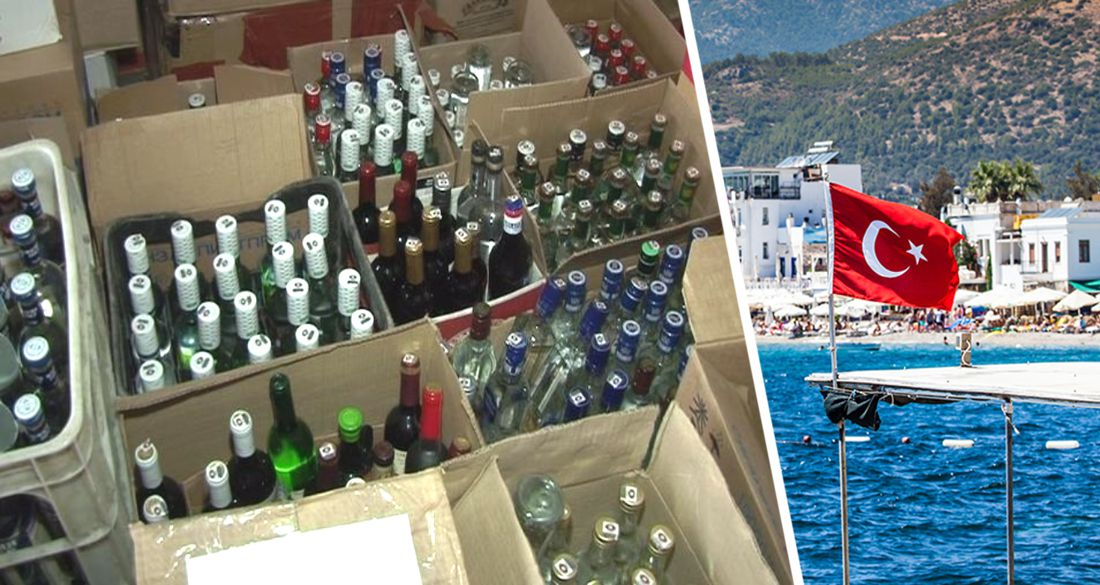 В Анталье начали внезапно умирать от поддельного алкоголя: о российских туристах сведений нет