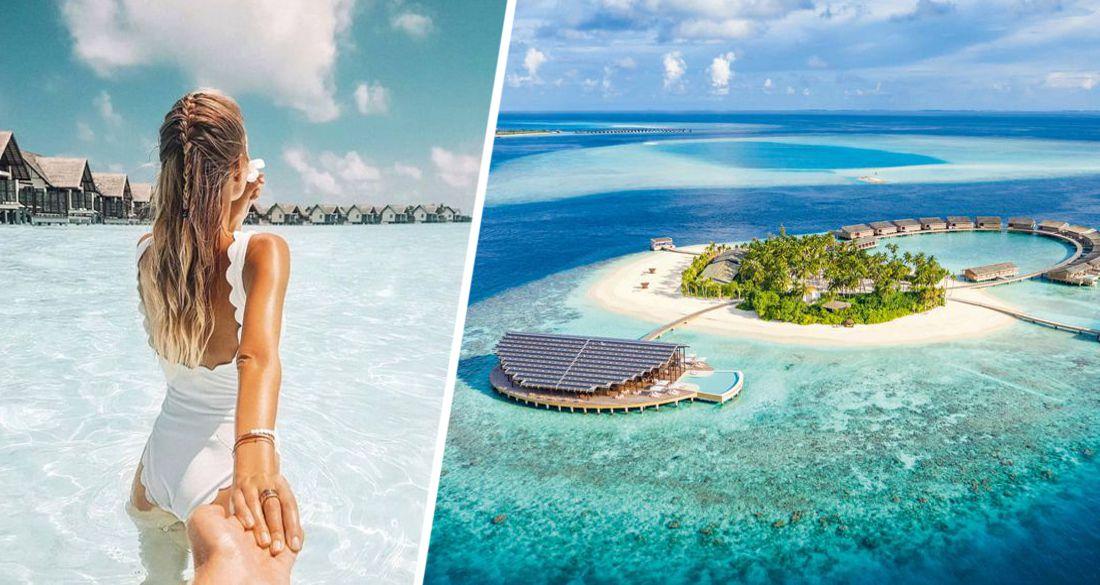 На Мальдивы запускается рейс из Казахстана