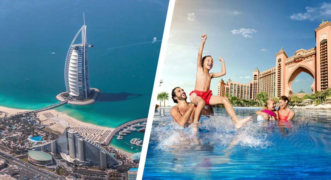 В ОАЭ установилась солнечная погода: В Дубае и Абу-Даби +31С