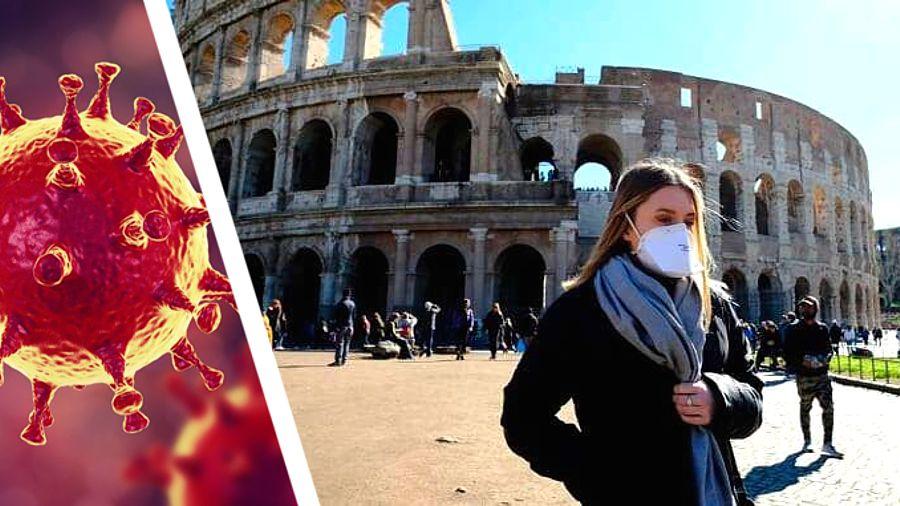 Италия закрыла музеи из-за коронавируса. Страна на карантине