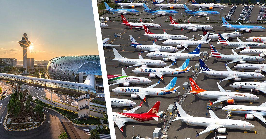 Опубликован список ковид-опасных и безопасных аэропортов Европы и России
