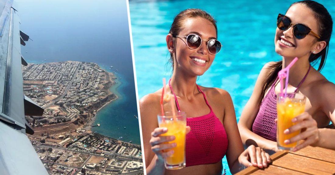 Российские туристы начали отправляться на отдых в Египет через Белоруссию