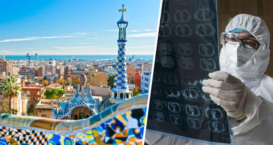 Испанию накрывает вторая волна коронавируса