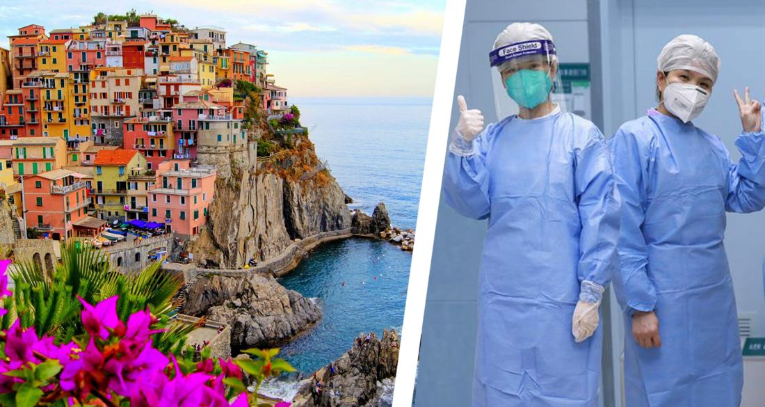 Туристы завезли в Италию Covid-19: в стране новый рекорд по коронавирусу
