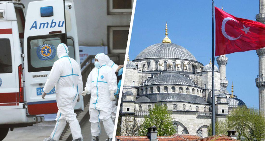 Турецкая Медицинская Ассоциация: Турция может столкнуться с «цунами» COVID-19, вводятся новые ограничения | Туристические новости от Турпрома