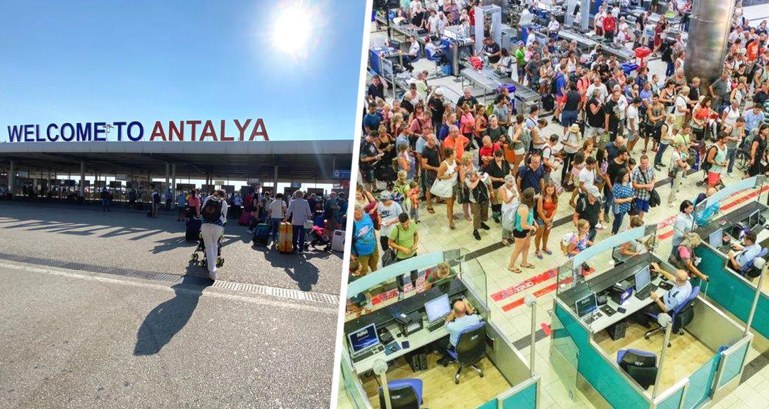 ϟ Генконсульство РФ в Анталии предупредило российских туристов о участившихся отказах во въезде в Турцию и депортациях