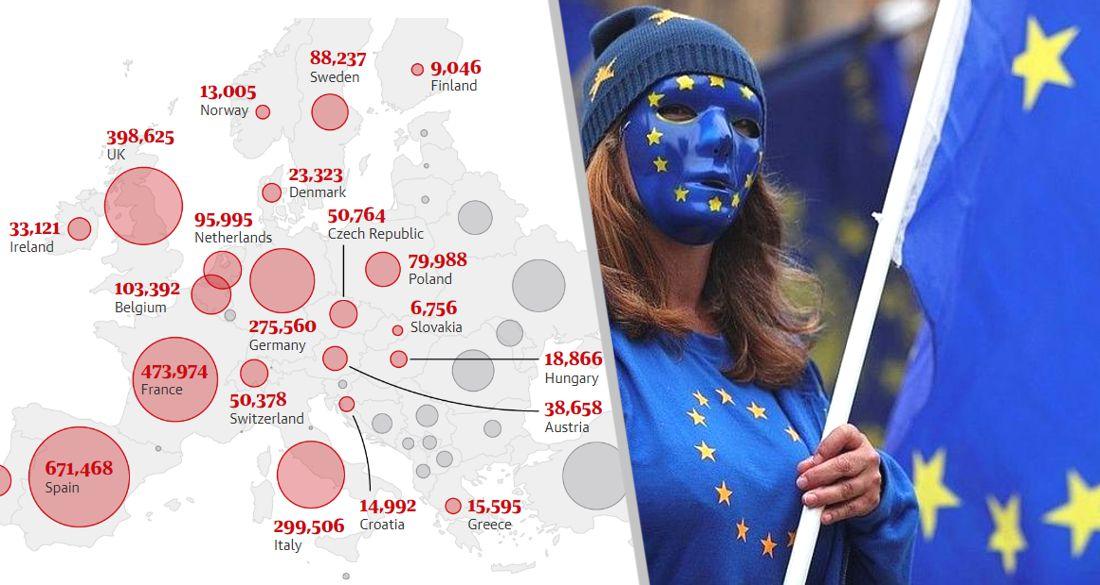 Опубликован список стран, вновь ужесточающих карантинные меры из-за второй волны коронавируса