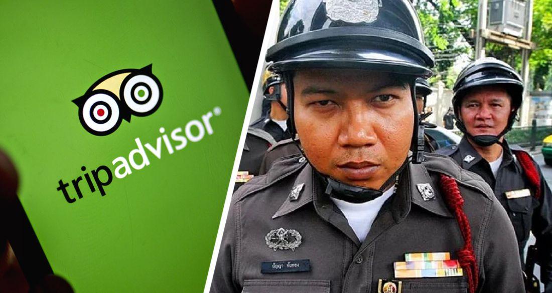 В Таиланде американцу дадут 2 года тюрьмы за негативный отзыв на Tripadvisor
