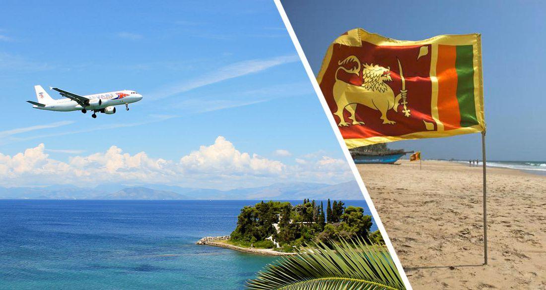 Стала известна дата возобновления туристических рейсов из России на Шри-Ланку