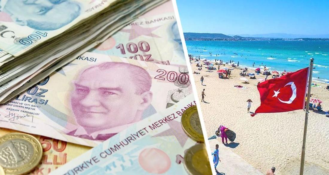 В Турции началась валютная паника: как это отразится на ценах для туристов
