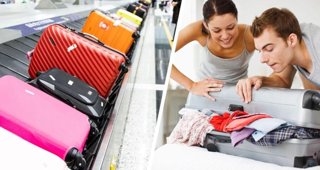 Назван хитрый способ, как избежать потери всего багажа во время отпуска