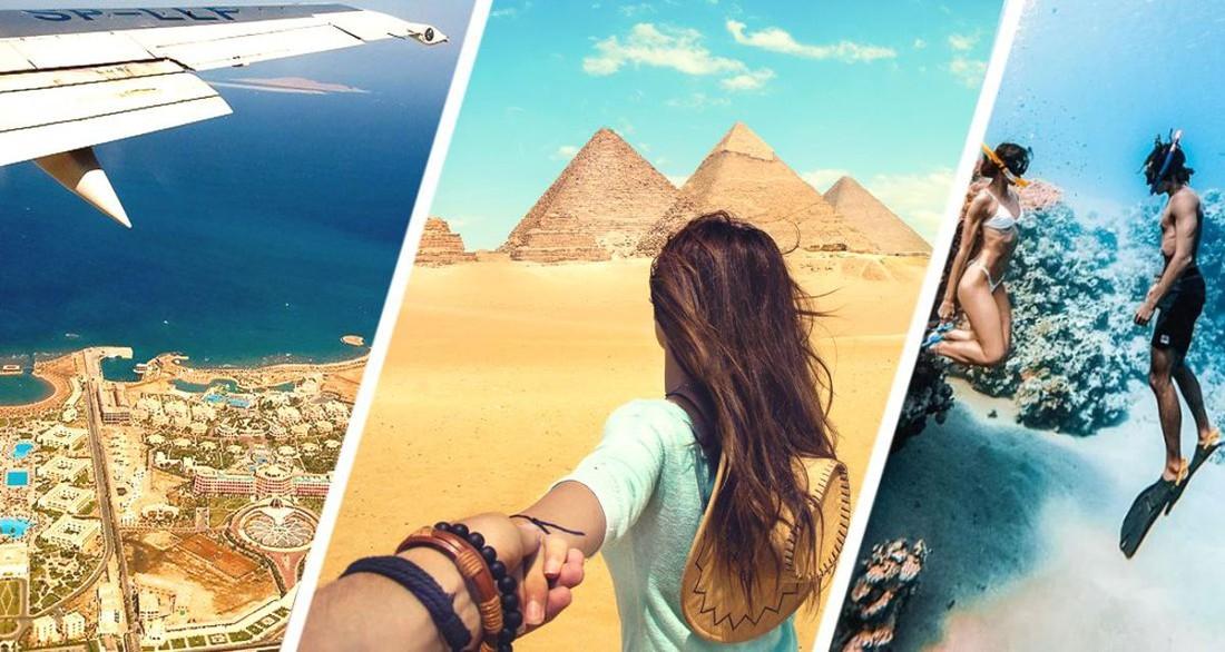 Отелям Египта развязали руки: им разрешено загрузиться туристами на 100%