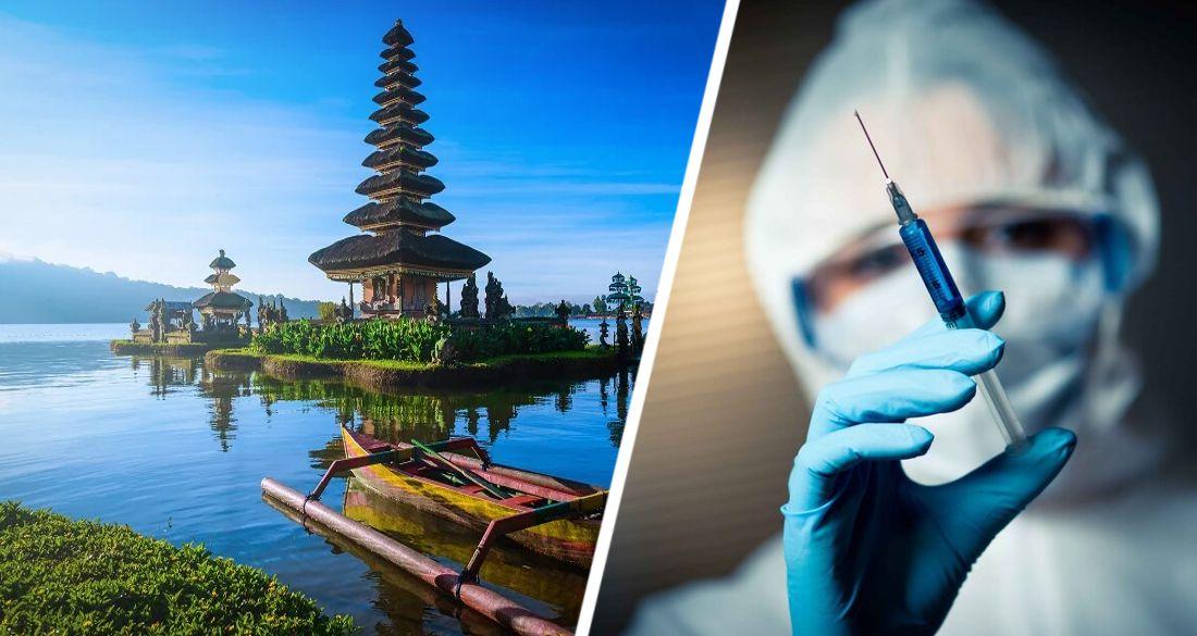 Непривитым тут не место: Бали будет пускать только вакцинированных туристов