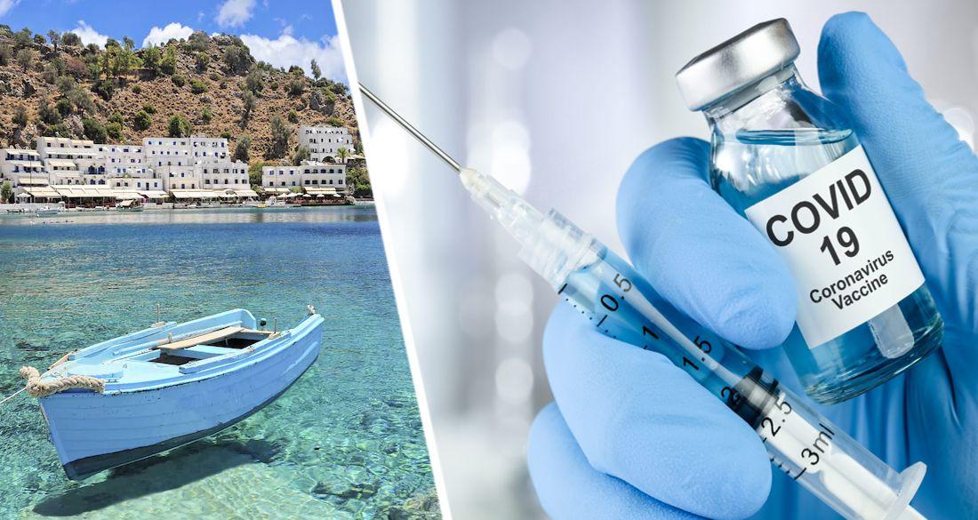 Первый остров в Средиземноморье поголовно привит от коронавируса и теперь ждёт только туристов с прививкой