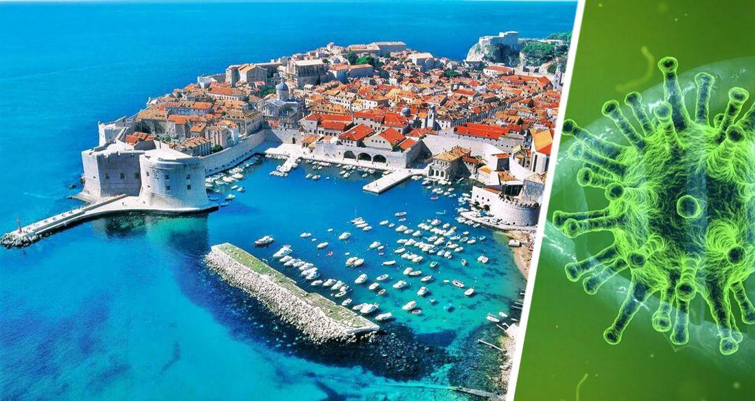 Хорватия признана высокозаразной, как Турция: начинаются запреты