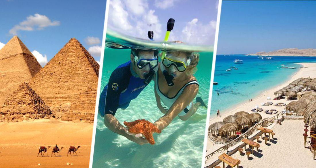 Российским туристам открыли Египет из Минеральных Вод: названа дата старта туров