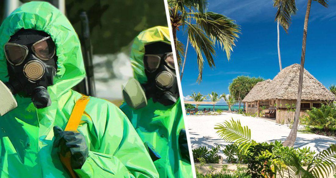 У туристов после Занзибара найдена самая опасная мутация коронавируса