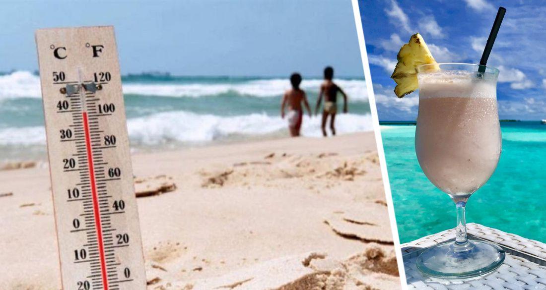 Перед приездом российских туристов Кипр накрыла рекордная жара