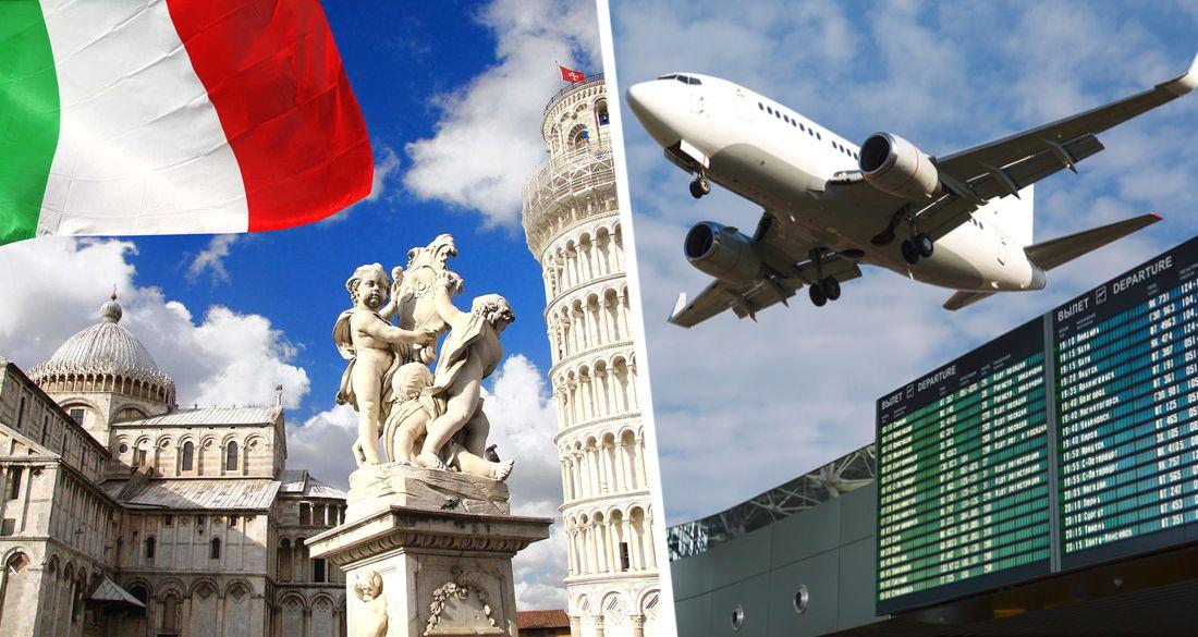 Открытие Италии для российских туристов: туроператоры дали прогноз по срокам
