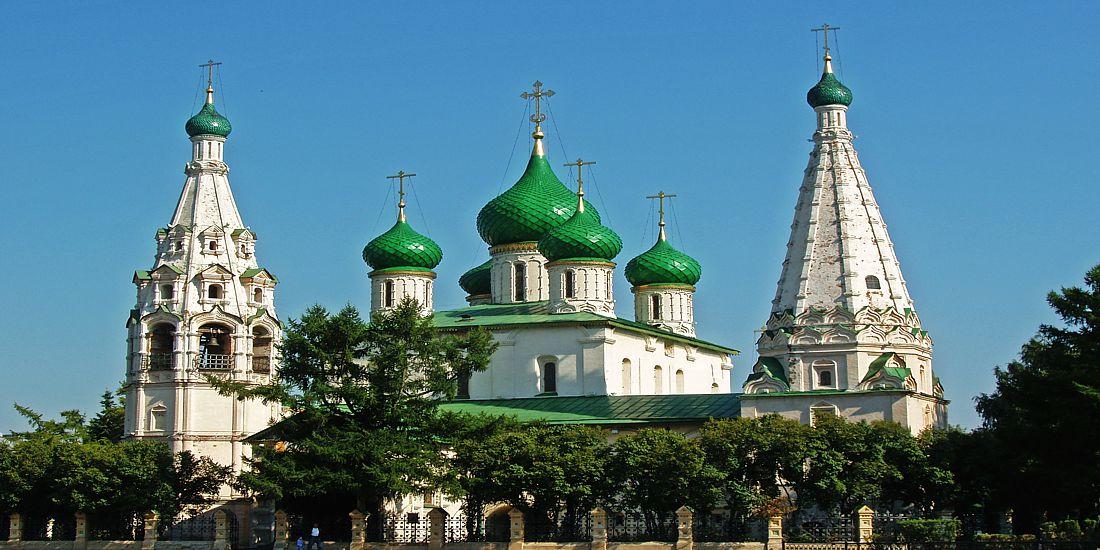 Выбираем круиз по России: Волга