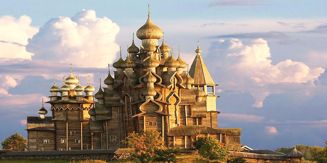 Выбираем круиз по России: Кижи
