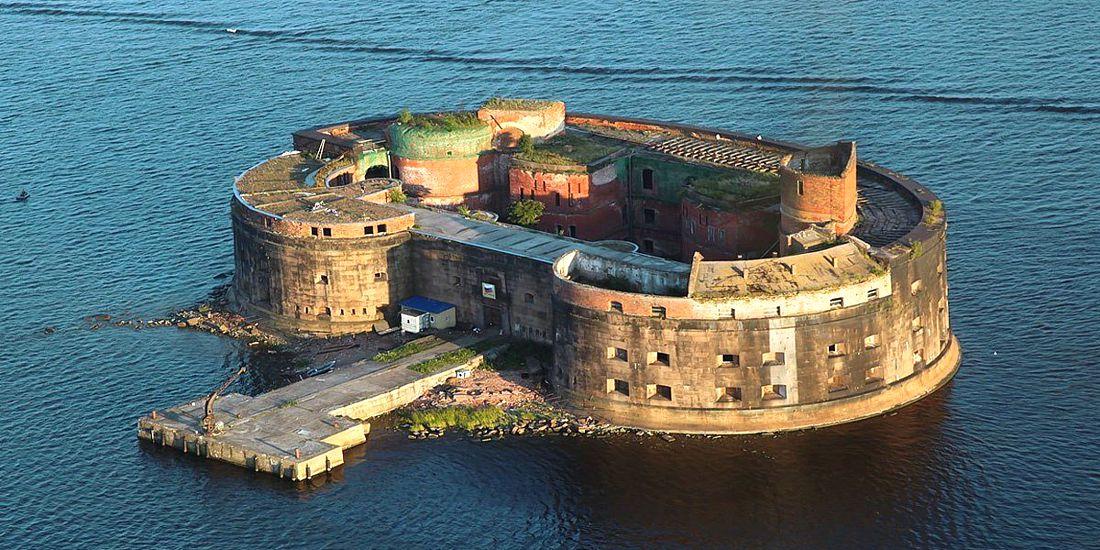 Выбираем круиз по России: Кронштадтская крепость